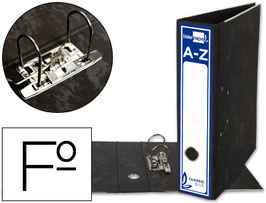 Arxivador foli a-z amb caixa
