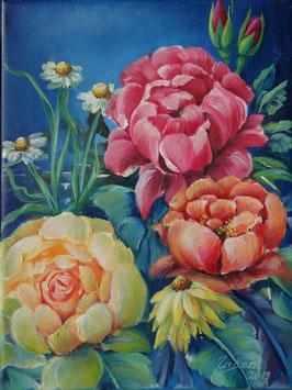 Englische Rosen