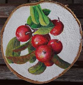 Beeren rot