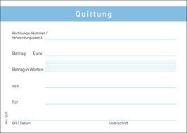 Quittung
