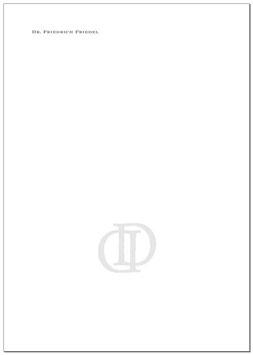 Briefbogen