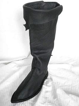 Stulpenstiefel KASIMIR, schwarz