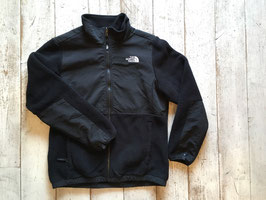 『USED』 THE NORTH FACE(ザ・ノースフェイス) Denali Jacket(Black Girls XL)