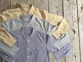 RIDGE MOUNTAIN GEAR(リッジマウンテンギア) Big Poket Long Sleeve Shirt