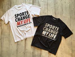 MMA(マウンテンマーシャルアーツ) Sports Change My Life Big Tee