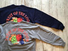 FRUIT OFF THE LOOM(フルーツオブザルーム) 90's Classic Logo Sweat Crew