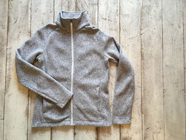 『USED』 THE NORTH FACE(ザ・ノースフェイス) Fleece Jacket(Feather Gray Womens M)