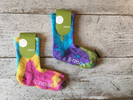 rasox(ラソックス) TK Tie-Dye Crew Socks