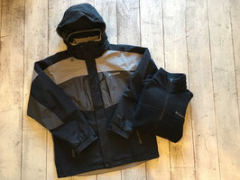『USED』 Columbia(コロンビア) Interchange 3-in-1 Jacket