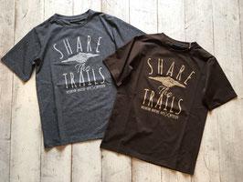 MMA(マウンテンマーシャルアーツ)SHARE the TRAILS Tee V2