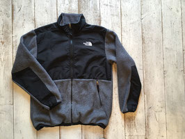 『USED』 THE NORTH FACE(ザ・ノースフェイス) Denali Jacket(Gray Boys XL)