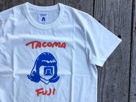 TACOMA FUJI RECORDS(タコマフジレコード) HANDWRITING LOGO Tee 21