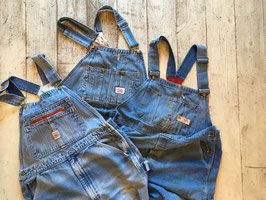 『USED』80~90s Low Back Overall