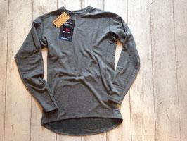 Teton Bros.(ティートンブロス) Power Wool Grid L/S(Gunmetal)