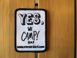 Peregrine Furniture(ペレグリンファニチャー) Yes We Camp ! Wappen by Ryuji Kamiyama