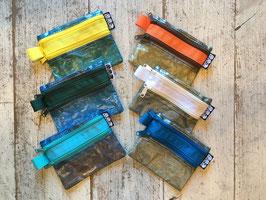 883 designs(ハヤミデザイン) 2 Zip Cuben Wallet