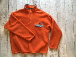 『USED』 patagonia(パタゴニア) Synchilla Snap-T Fleece Pullover(Orange)