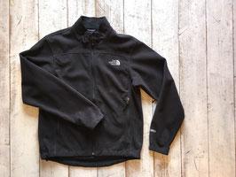『USED』 THE NORTH FACE(ザ・ノースフェイス) Softshell Fleece Jacket(Chacoal Grey Mens S)