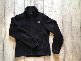 『USED』 THE NORTH FACE(ザ・ノースフェイス) Fleece Jacket(Black Womens S)