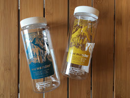 and wander(アンドワンダー)nalgene bottle