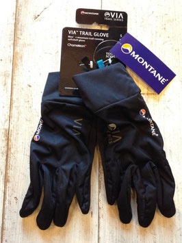 MONTANE(モンテイン) VIA TRAIL GLOVE (Black)