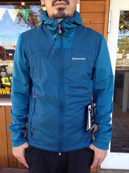 MONTANE(モンテイン) ALPHA GUIDE JACKET (Moroccan Blue)
