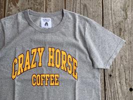 TACOMA FUJI RECORDS(タコマフジレコード) CRAZY HORSE COFFEE TEE