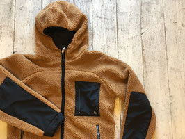 LAST CHANCE(ラストチャンス) RETRO BOA FULL ZIP HOODY