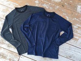 山と道(ヤマトミチ) Light Merino Long Sleeve T-Shirt