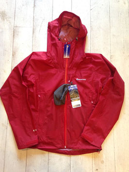 MONTANE(モンテイン) MINIMUS MOUNTAIN JACKET (Alpine Red)
