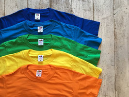 FRUIT OFF THE LOOM(フルーツオブザルーム) FRUIT 5P Pocket Tee