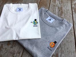 TACOMA FUJI RECORDS(タコマフジレコード) WEE WEE embroidery Tee
