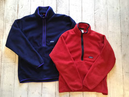 『USED』 patagonia(パタゴニア) Synchilla Half-Zip Fleece
