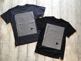 and wander(アンドワンダー) cotton reflect T