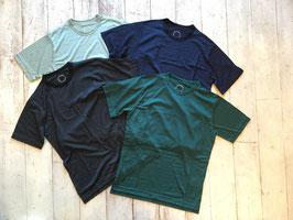 山と道(ヤマトミチ) Light Merino Crew Neck T-Shirt