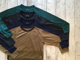 山と道(ヤマトミチ) Light Merino Long Sleeve T-Shirt