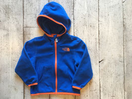 『USED』 THE NORTH FACE(ザ・ノースフェイス) Fleece Hoody(Baby)