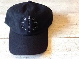 SaturDIY(サタデイ) Wool Baseball Cap(Supply&Yield)