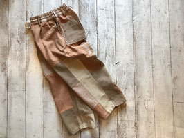 yoused(ユーズド) Duck Remake Wide Easy Pants