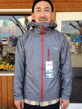 Rab(ラブ)Flashpoint Jacket(Zinc)