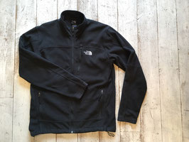 『USED』 THE NORTH FACE(ザ・ノースフェイス) Fleece Jacket(Chacoal Black Mens L)