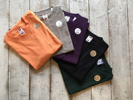 FRUIT OFF THE LOOM (フルーツオブザルーム) Heavy Loosefit Pocket Tee