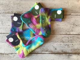 rasox(ラソックス) Tie-Dye Mid Socks