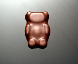 Ourson guimauve en chocolat