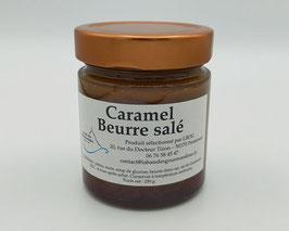 Pot de caramel à tartiner