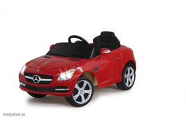 Ride-on Mercedes Benz SLK rot Jamara 404608 3-6 Jahren
