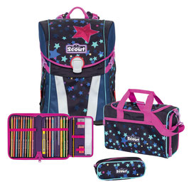 Scout 73410627600 - SCOUT SUNNY SET 4TLG SWEET STARS NEU 2020