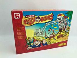 Jumbo Captain Billy Bones NEU OVP Das Spiel mit dem springenden Skelett 00413
