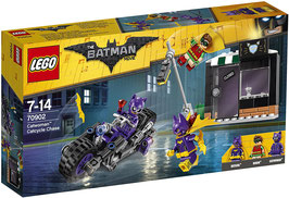 LEGO The Batman Movie 70902 - Catwoman: Catcycle-Verfolgungsjagd, Batman Spielzeug