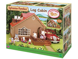 Sylvanian Families 4370 Blockhütte